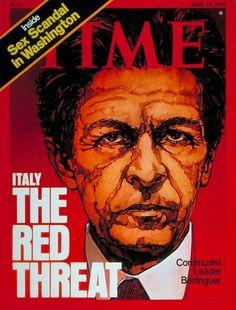 Enrico Berlinguer, #Time