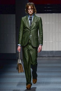 Gucci Fall 2015 Ready-to-Wear at Milan Fashion Week - EN - Blog Models Of The World
