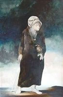 View Frau mit Vogel by Endre Szasz on artnet. Browse upcoming and past auction lots by Endre Szasz. Past, Game Of Thrones Characters, Painting, Fictional Characters, Birds, Woman, Past Tense, Painting Art, Paintings