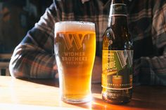 Widmer Brothers Hopside Down rejoins the brewery's lineup as a spring, 2015 seasonal.