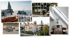 Les plus beaux hotels via vanity fair
