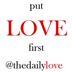 The Daily Love...Create your day!   A short, fun, just enough to inspire you e-mail and Twitter account that's new, cool and universal.  The Daily Love sends one daily email containing inspirational quotes, poems and thoughts to start off your day with a positive attitude.     The Daily Love is your daily dose of wisdom and positive energy with style!  Mission	  To make every day a fresh start!