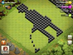 LOL Clash Of Clans Hack, Clash Of Clans Free, Clash Of Clans Gems, Clash Clans, Love Games, Fun Games, Funny Bases, Free Gems, Humor