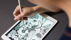 To prove the wonders it can create, Apple commissioned a bunch of artists to draw with the Apple Pencil. Here are the best creations.
