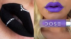 Lipstick Tutorial & Lip Art Compilation! #1