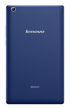 """Lenovo Tab2 A8, 8-Inch 16 GB Tablet (Navy Blue)  With the Lenovo ZA030046US, you never have to be away from your movies or gaming – wherever you go. You can take it to work, use it for navigation or even for streaming music in the car. With an 8"""" HD IPS Screen and Front-facing Stereo Speakers enhanced with Dolby Atoms 3D cinema sound, the ZA030046US is your best entertainment companion when waiting in lines, riding the subway, relaxing at a cafe, or even working out at the gym. Andro.."""
