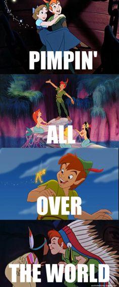 #Disney.