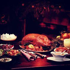 Turkey Day Italian way – think butternut squash lasagna, ciabatta & pancetta stuffing, and toasted Panettone. #foodcoma #Thanksgiving #Thankful