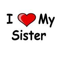 I love my sister Sister Love Quotes, Sister Poems, Brother Quotes, Sister Friends, Bff Quotes, Brother Sister, I Love You Sister, My Love, Sister Wallpaper