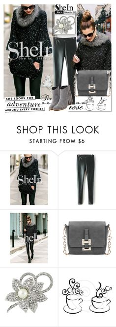 """""""Shein.com"""" by lip-balm ❤ liked on Polyvore featuring мода, Kate Spade и shein"""