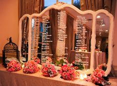 7 Best Escort Card Ideas For Weddings