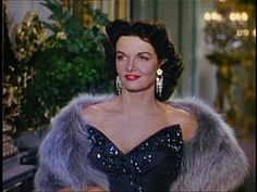 Jane Russell (June 21, 1921 – February 28, 2011) was an American film actress, and was one of Hollywood's glamorous leading ladies in the 1940s and 1950s.