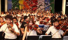 Jaime Méndez participó del cierre anual de los centros culturales de San Miguel