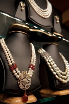 Mangatrai Pearls and Jewelry has an established reputation for high quality.