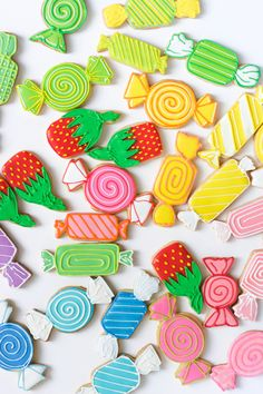 When Cookies Imitate Candy   Oh Happy Day!