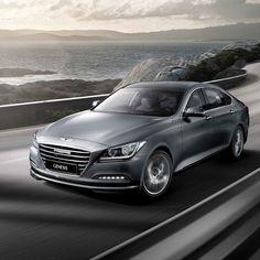 #현대자동차 #제네시스 는 인간에 대한 배려가 깃든 한 폭의 작품입니다.  #Hyundai #Genesis is a work of #art with consideration for humans