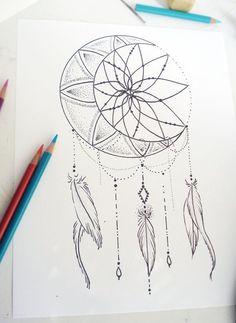 """Képtalálat a következőre: """"Dream trap braid drawing"""""""