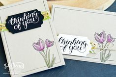 The Stamping Blok: Stampin' Up! Artisan Blog Hop   Count My Blessings