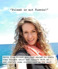 """""""Poland is not Russia! Cultural Diversity, I Feel Good, Feel Better, Poland, Vodka, Russia, Culture, Places, People"""