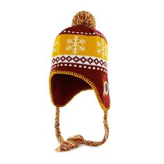 Redskins Abomination Sherpa Knit Hat. Click to order! $22.99