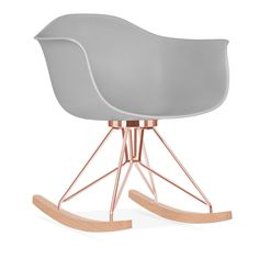 Cult Design Moda Rocker CD4 - Light Grey