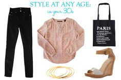 Style At Any Age: Snakeskin Print Top in your 30s   Taim Boutique
