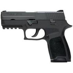 SIG Sauer P250 Compact Semi Automatic Handgun 9mm 3.9 Barrel 15 Rounds Black Polymer Grips Black Nitron Finish Find our speedloader now!  http://www.amazon.com/shops/raeind