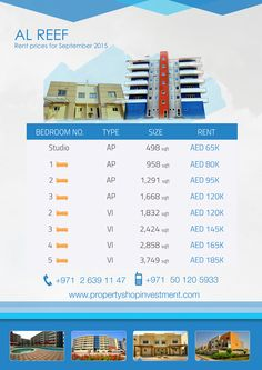 #AlReef Properties for Rent #inAbuDhabi