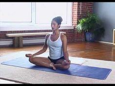 I have her video at home. Yoga for Urban Living. Kundalini Yoga, Yoga Meditation, Yoga 1, Physical Fitness, Yoga Fitness, Best Yoga Videos, Namaste Yoga, Yoga Moves, Yoga At Home