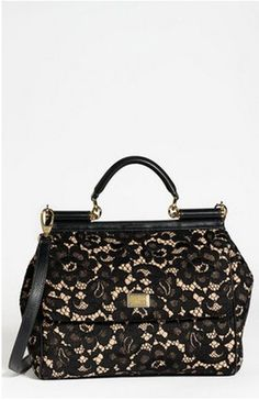Borsa in pizzo Dolce & Gabbana I can afford these now that I have a thriving Plexus business! Isn't time to treat yourself too?  www.tryplexusnow.com