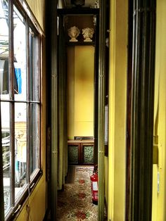 One of my favourite places in the world, this little spot. (Soane Museum, John Soane.)