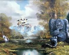 Image result for artwork people have altered