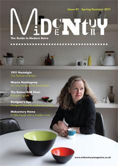 Issue 1 Midcentury Magazine midcenturymagazine.co.uk
