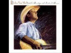 Ricky Van Shelton - Heartache Big As Texas