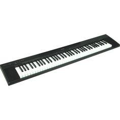 Yamaha NP30 76-Key Mid-Level Piaggero Ultra-Portable Digital Piano
