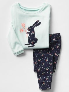 Daisy bunny sleep set Product Image