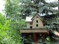 Stone Birdhouse Pics | Stone Birdhouse.....