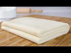 Aluat de foietaj facut in casa | JamilaCuisine - YouTube Tapas, Romanian Food, Romanian Recipes, Good Food, Yummy Food, Pastry And Bakery, Tips & Tricks, Cookies, Food And Drink