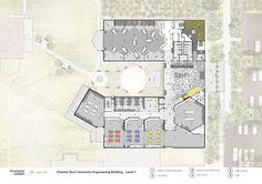 Gallery of Rural Engineering Building / ThomsonAdsett - 9