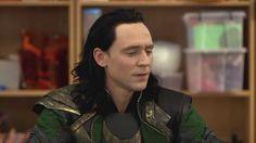 Thor: The Dark World Comedy Central Loki Promos. i love these.