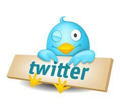 Twitter en hjemmeside meget lig Facebook bare hvor du skriver små notater