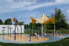 Metro Detroit Mommy: Flodin Park in Canton