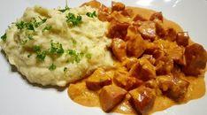 15 nye middager under 70 kr for familie på 4 I Love Food, Coleslaw, Mashed Potatoes, Nom Nom, Brunch, Food And Drink, Tasty, Vegan, Dinner