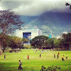Parque Del Este. Caracas - Venezuela ❤