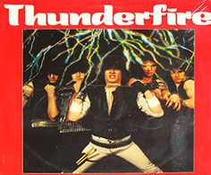 Great Vinyl on http://www.vinylrecords.ch this is album cover photo of THUNDERFIRE - S/T Self-Titled SS Still Sealed