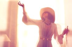 Florence Welch by Camilla Åkrans for Harper's Bazaar UK July 2012