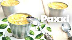 Ελαφριά κρέμα αμυγδάλου με άρωμα λεμόνι - Paxxi E42 - Almond cream with lemon flavor - YouTube Greek Recipes, Cream, Healthy, Desserts, Food, Sauces, Youtube, Creme Caramel, Tailgate Desserts