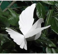 Paper birds to make   Mashustic.com