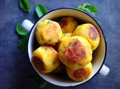 bolinho de batata doce Sin Gluten, Gluten Free, Low Carb Paleo, Antipasto, Snack, Finger Foods, Carne, Mango, Food And Drink