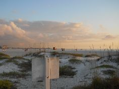Lido Beach.